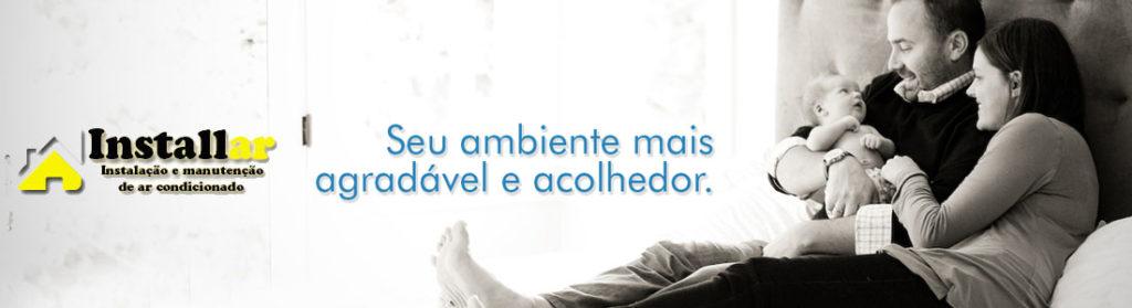instalação de ar condicionado em Rio Preto